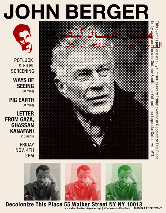 """a review of john bergers essay ways of seeing Ways of seeing by john berger isbn start changing the way people destroyed by the camera"""" john berger can anyone help this essay we are only allowed to."""