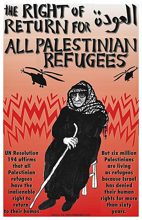 the issue of palestinian refugees right of Palestine refugees – their human rights, their aspirations and their concerns – are bound to the israeli-palestinian conflict in complex and profound ways that place them in a position to influence the realization of durable solutions.