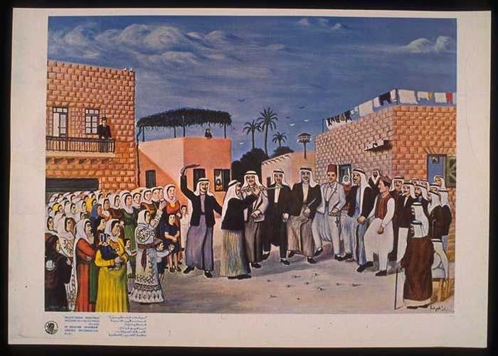 """<a href=""""/artist/ibrahim-ghannam"""">Ibrahim  Ghannam</a> -  1984 - GAZA"""