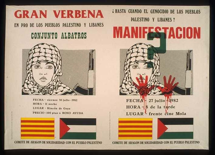 "<a href=""/artist/research-in-progress"">Research in Progress </a> - <a href=""/nationalityposter/spain"">Spain</a> - 1982 - GAZA"