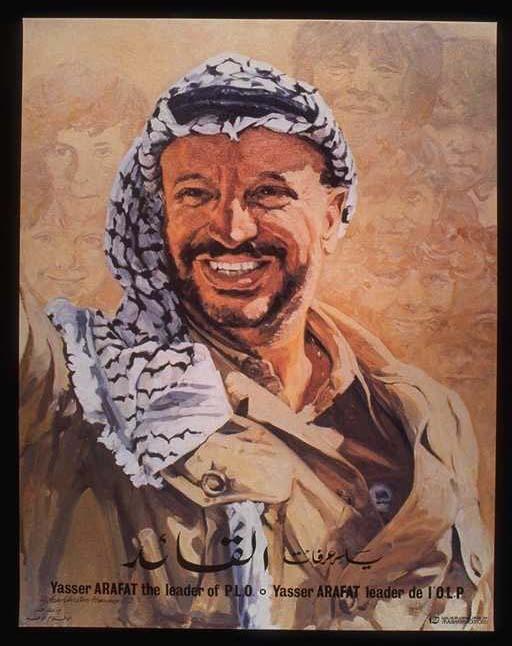 """<a href=""""/artist/john-austin-hanna"""">John Austin Hanna</a> -  1982 - GAZA"""