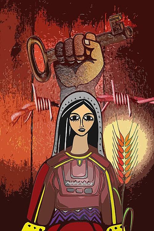 "<a href=""/artist/momen-katalo"">Momen Katalo</a> - <a href=""/nationalityposter/palestine"">Palestine</a> - 2015 - GAZA"