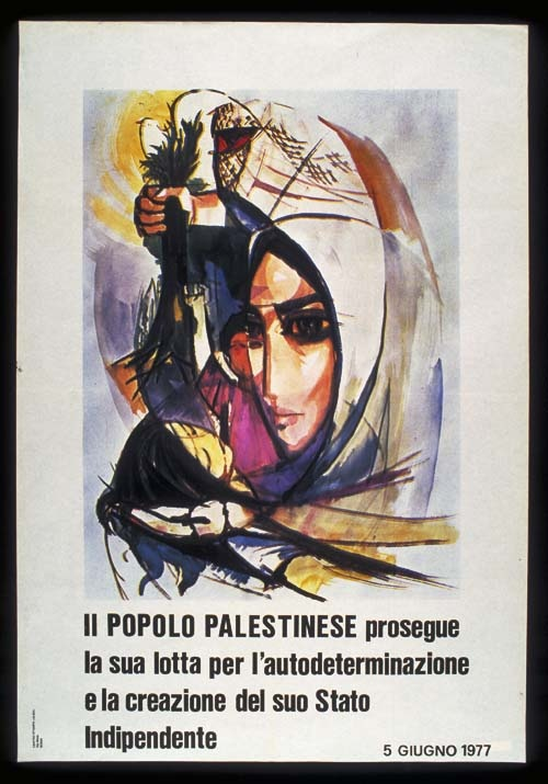 "<a href=""/artist/ismail-shammout-1930-2006"">Ismail Shammout (1930-2006)</a> - <a href=""/nationalityposter/italy"">Italy</a> - 1977 - GAZA"
