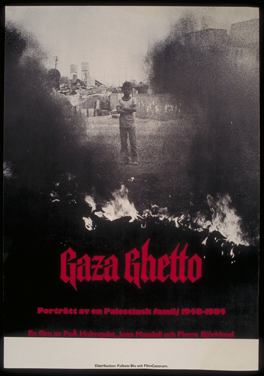 "<a href=""/artist/research-in-progress"">Research in Progress </a> - <a href=""/nationalityposter/sweden"">Sweden</a> - 1984 - GAZA"