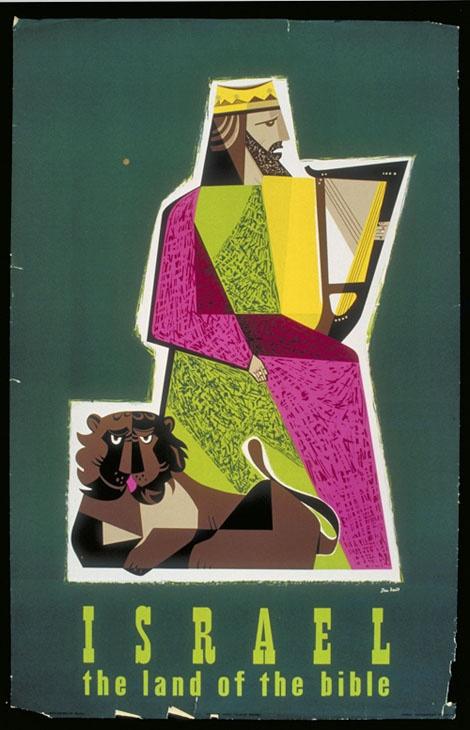 "<a href=""/artist/jean-david"">Jean  David</a> - <a href=""/nationalityposter/israel"">Israel</a> - 1950 - GAZA"