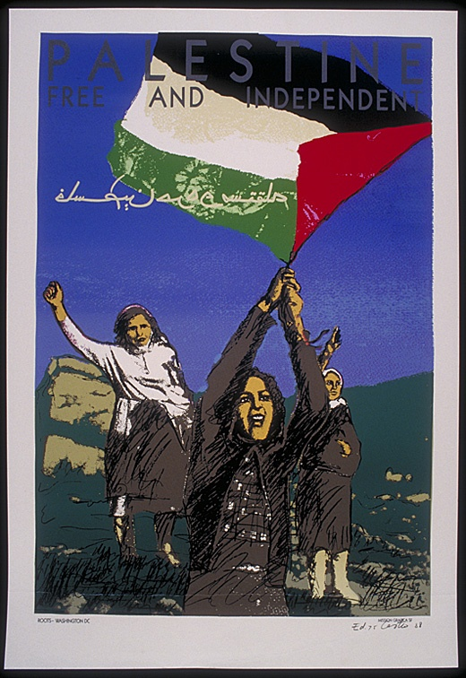 "<a href=""/artist/rene-castro"">Rene Castro</a> - <a href=""/nationalityposter/united-states-of-america"">United States of America</a> - 1988 - GAZA"