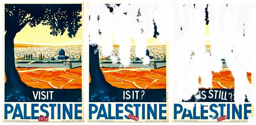 "<a href=""/artist/colin-junius"">Colin Junius</a> -  2014 - GAZA"
