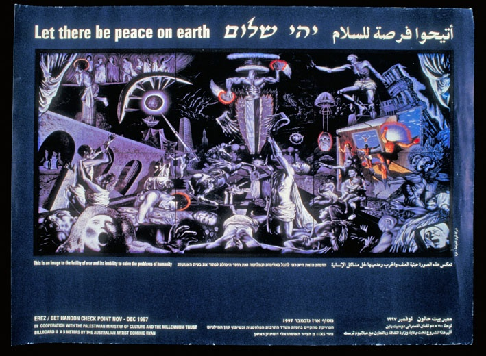 "<a href=""/artist/dominic-ryan"">Dominic Ryan</a> - <a href=""/nationalityposter/palestine"">Palestine</a> - 1997 - GAZA"