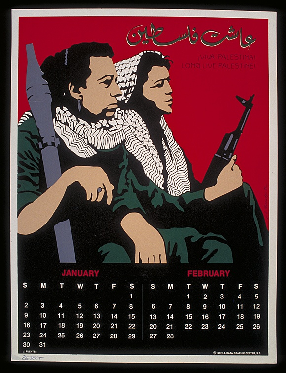 "<a href=""/artist/juan-fuentes"">Juan  Fuentes</a> - <a href=""/nationalityposter/united-states-of-america"">United States of America</a> - 1982 - GAZA"