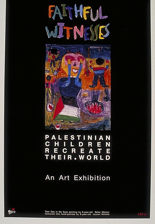 "<a href=""/artist/kamal-boullata"">Kamal Boullata</a> -, <a href=""/artist/lily-farhoud"">Lily  Farhoud</a> -, <a href=""/artist/sahar-mansour"">Sahar  Mansour</a> - <a href=""/nationalityposter/united-states-of-america"">United States of America</a> - 1988 - GAZA"