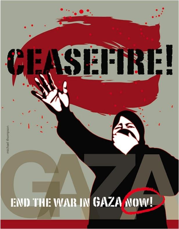 "<a href=""/artist/michael-thompson"">Michael Thompson</a> -  2009 - GAZA"