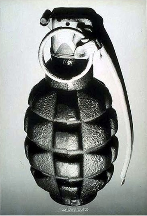 "<a href=""/artist/david-tartakover"">David Tartakover</a> -  1988 - GAZA"