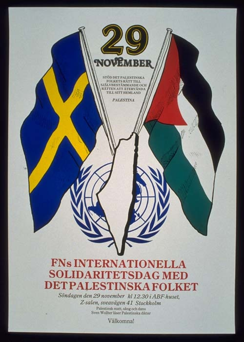 """<a href=""""/artist/research-in-progress"""">Research in Progress </a> - <a href=""""/nationalityposter/sweden"""">Sweden</a> - 1985 - GAZA"""