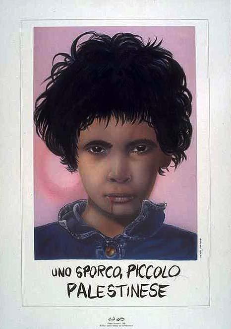 """<a href=""""/artist/filippo-scozzari"""">Filippo Scozzari</a> - <a href=""""/nationalityposter/italy"""">Italy</a> - 1988 - GAZA"""