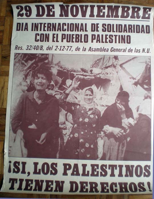 """<a href=""""/artist/research-in-progress"""">Research in Progress </a> - <a href=""""/nationalityposter/argentina"""">Argentina</a> - 1982 - GAZA"""