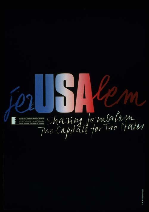 """<a href=""""/artist/t-a-lewandowski"""">T. A. Lewandowski</a> - <a href=""""/nationalityposter/israel"""">Israel</a> - 1997 - GAZA"""