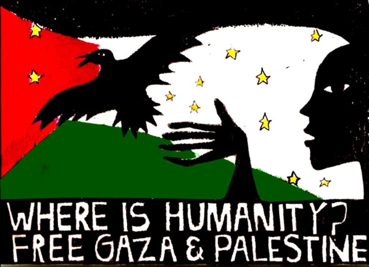 "<a href=""/artist/greer-valley"">Greer Valley</a> - <a href=""/nationalityposter/south-africa"">South Africa</a> - 2009 - GAZA"
