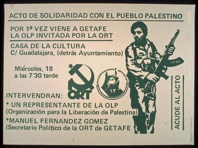 "<a href=""/artist/research-in-progress"">Research in Progress </a> - <a href=""/nationalityposter/spain"">Spain</a> - 1978 - GAZA"