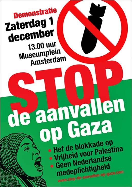 "<a href=""/artist/research-in-progress"">Research in Progress </a> - <a href=""/nationalityposter/netherlands"">Netherlands</a> - 2009 - GAZA"