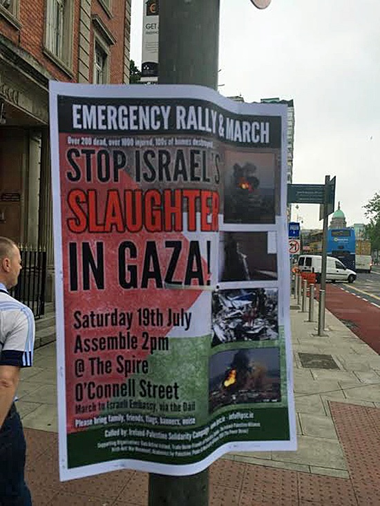 "<a href=""/artist/research-in-progress"">Research in Progress </a> - <a href=""/nationalityposter/ireland"">Ireland</a> - 2014 - GAZA"