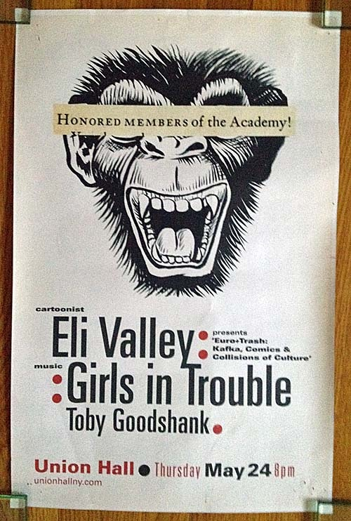 "<a href=""/artist/eli-valley"">Eli Valley</a>"