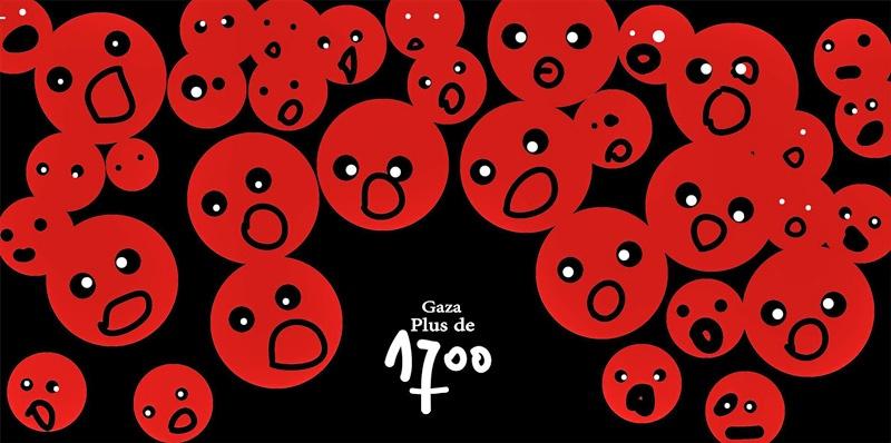 "<a href=""/artist/mohamed-guiga"">Mohamed Guiga</a> - <a href=""/nationalityposter/tunisia"">Tunisia</a> - 2014 - GAZA"