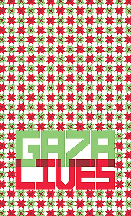 "<a href=""/artist/josh-macphee"">Josh MacPhee</a> - <a href=""/nationalityposter/united-states-of-america"">United States of America</a> - 2014 - GAZA"