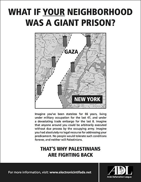 """<a href=""""/artist/daniel-sieradski"""">Daniel Sieradski</a> - <a href=""""/nationalityposter/united-states-of-america"""">United States of America</a> - 2014 - GAZA"""