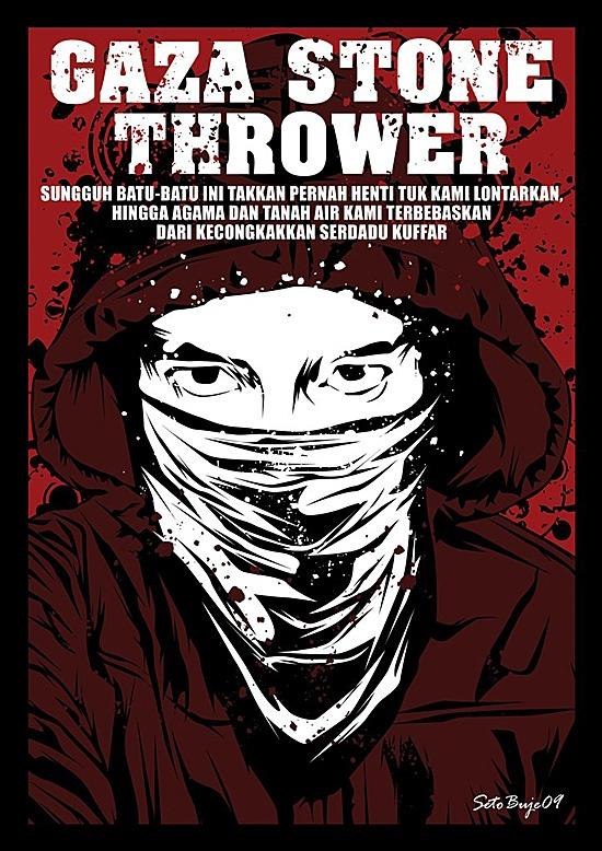 """<a href=""""/artist/seto-buje"""">Seto Buje</a> - <a href=""""/nationalityposter/indonesia"""">Indonesia</a> - 2009 - GAZA"""