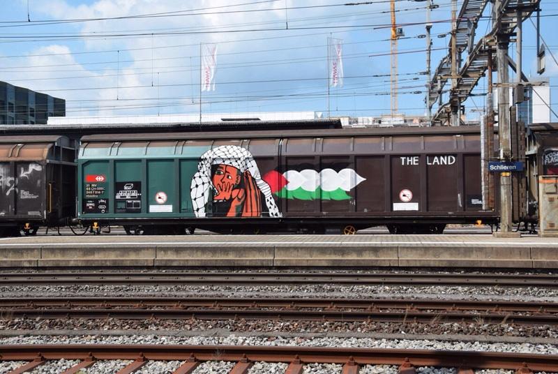 "<a href=""/artist/marc-rudin"">Marc Rudin</a> - <a href=""/nationalityposter/switzerland"">Switzerland</a> - 2015 - GAZA"
