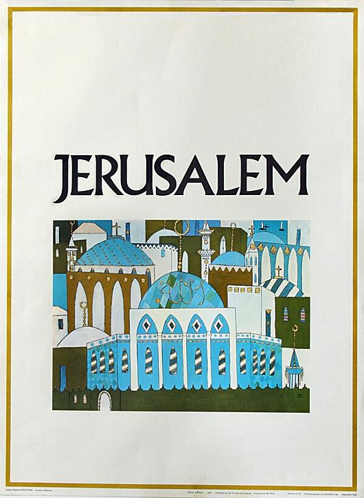 "<a href=""/artist/jumana-el-husseini"">Jumana El Husseini</a> - <a href=""/nationalityposter/lebanon"">Lebanon</a> - 1968 - GAZA"