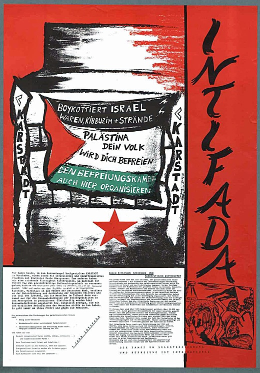 """<a href=""""/artist/research-in-progress"""">Research in Progress </a> - <a href=""""/nationalityposter/germany"""">Germany</a> - 1988 - GAZA"""