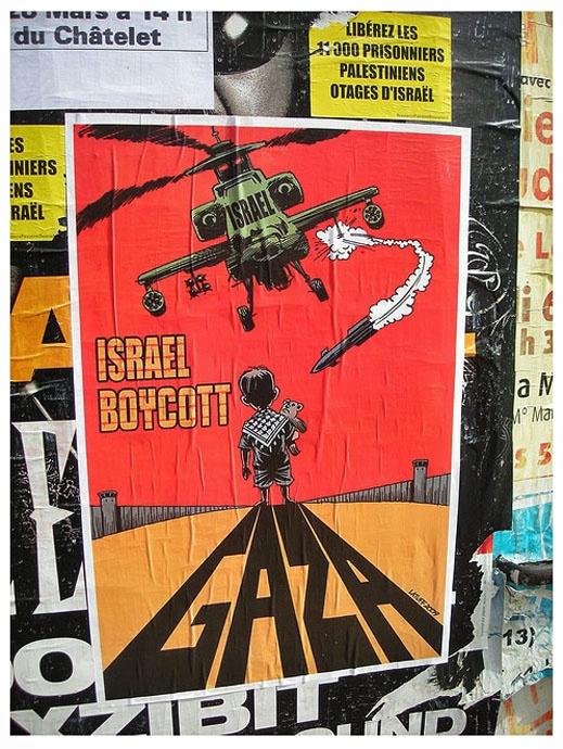 """<a href=""""/artist/carlos-latuff"""">Carlos Latuff</a> - <a href=""""/nationalityposter/france"""">France</a> - 2009 - GAZA"""