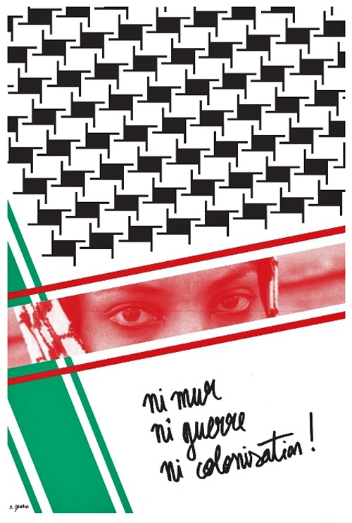 "<a href=""/artist/a-groatan"">A. Groatan</a> - <a href=""/nationalityposter/france"">France</a> - 2014 - GAZA"