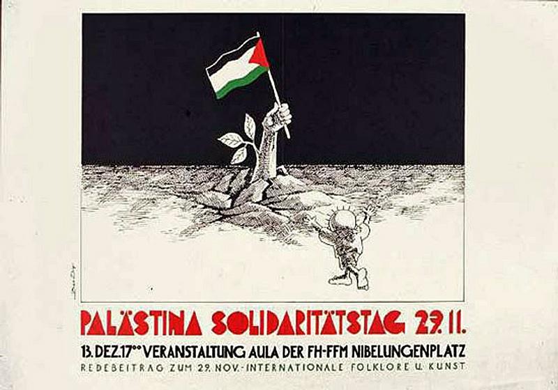 "<a href=""/artist/naji-al-ali"">Naji al Ali</a> - <a href=""/nationalityposter/germany"">Germany</a> - 1980 - GAZA"
