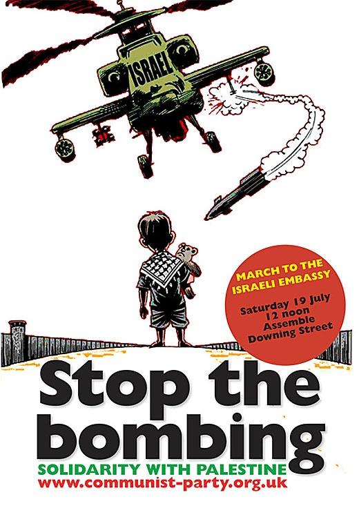 """<a href=""""/artist/carlos-latuff"""">Carlos Latuff</a> - <a href=""""/nationalityposter/united-kingdom"""">United Kingdom</a> - 2014 - GAZA"""