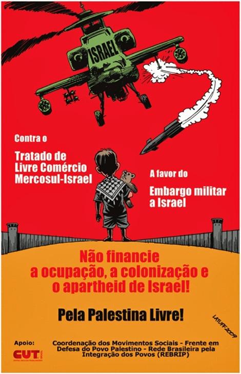 """<a href=""""/artist/carlos-latuff"""">Carlos Latuff</a> - <a href=""""/nationalityposter/brazil"""">Brazil</a> - 2013 - GAZA"""