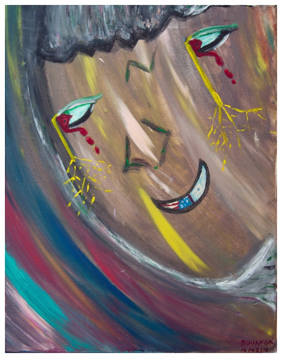"<a href=""/artist/sa%C3%AFd-bouanga"">Saïd Bouanga</a> - <a href=""/nationalityposter/morocco"">Morocco</a> - 2014 - GAZA"