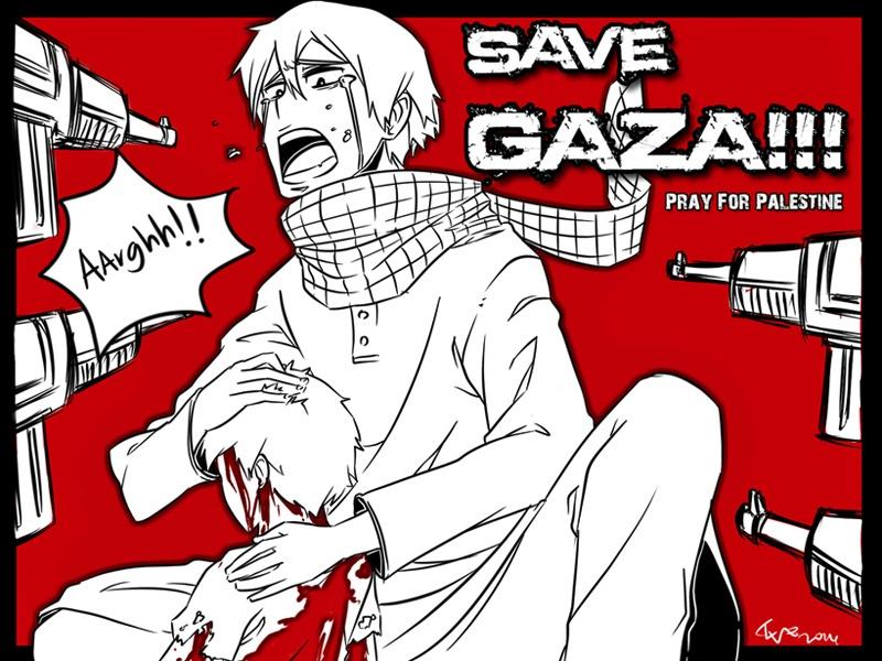"<a href=""/artist/taufiq911211"">taufiq911211</a> - <a href=""/nationalityposter/malaysia"">Malaysia</a> - 2014 - GAZA"
