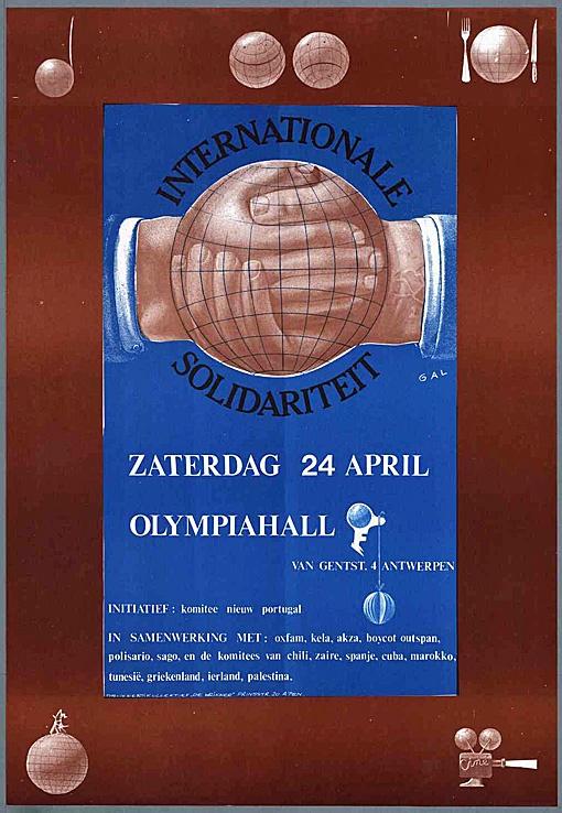 "<a href=""/artist/gal"">GAL</a> - <a href=""/nationalityposter/belgium"">Belgium</a> - 1985 - GAZA"