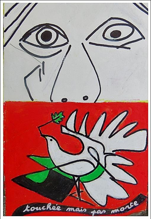"<a href=""/artist/francis-perez"">Francis Perez</a> - <a href=""/nationalityposter/france"">France</a> - 2014 - GAZA"