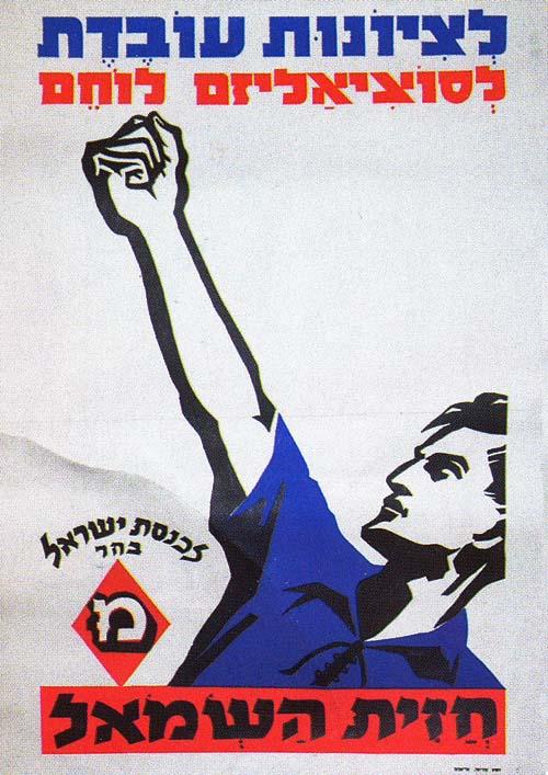 Resultado de imagen para sionism poster