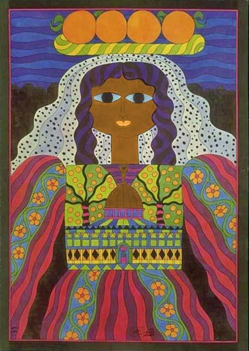 """<a href=""""/artist/helmi-eltouni"""">Helmi  Eltouni</a> - <a href=""""/nationalityposter/egypt"""">Egypt</a> - 1977 - GAZA"""