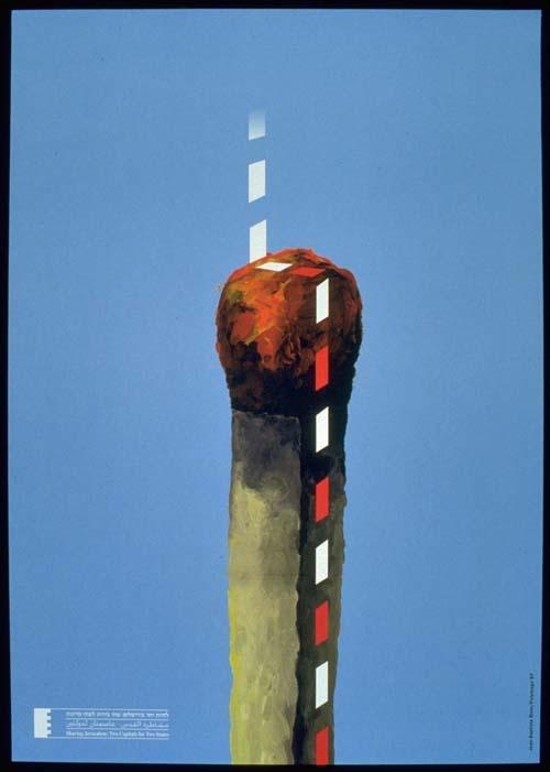 "<a href=""/artist/jean-baptiste-blom"">Jean Baptiste Blom</a> - <a href=""/nationalityposter/israel"">Israel</a> - 1997 - GAZA"