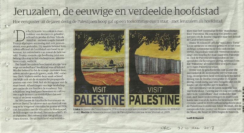 "<a href=""/nationalityposter/netherlands"">Netherlands</a> - 2017 - GAZA"
