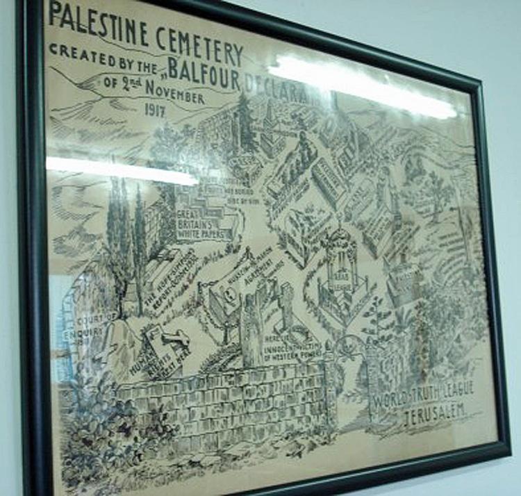 "<a href=""/artist/research-in-progress"">Research in Progress </a> - <a href=""/nationalityposter/palestine"">Palestine</a> - 1949 - GAZA"