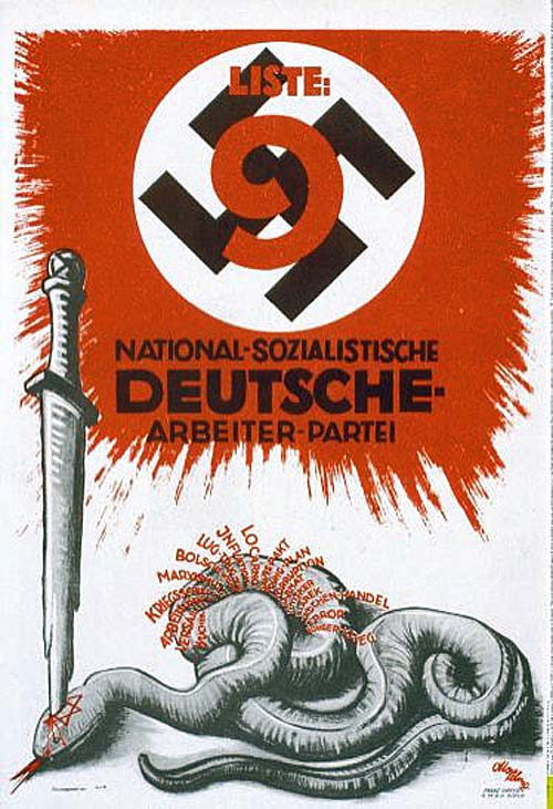 essay nazi germany Propaganda is the art of persuasion – persuading others that your 'side of the story' is correct propaganda might take the form of persuading others that your military might is too great to be challenged that your political might within a nation is too great or popular to challenge etc in nazi germany, dr joseph goebbels was.